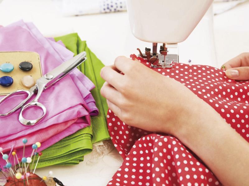 Iniciación máquina de coser